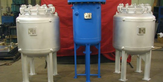storage tanks for pharmaceutical industry
