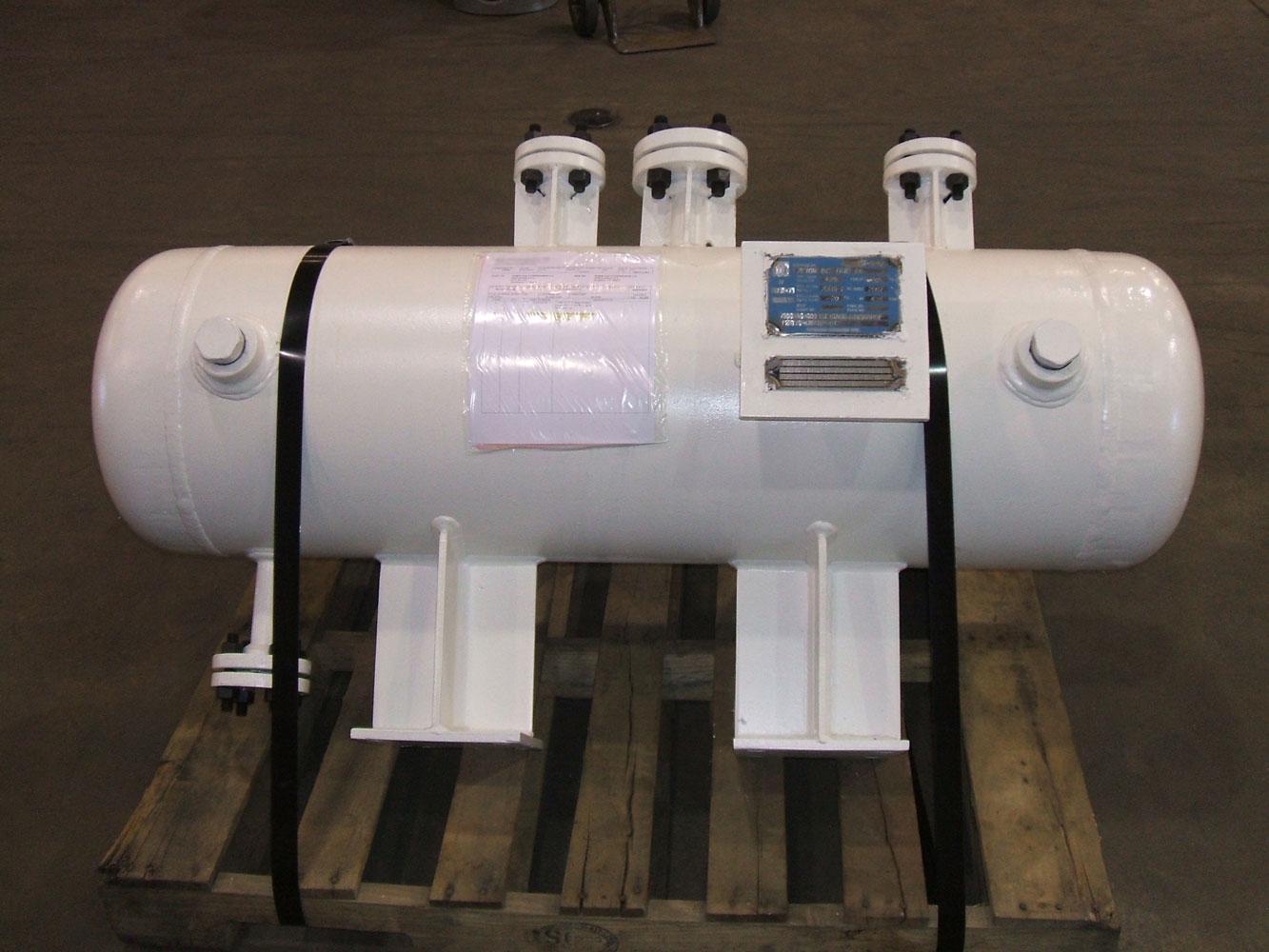 carbon steel pressure vessel