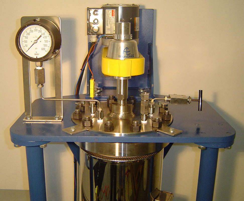 Hastelloy C-276 Reactor System