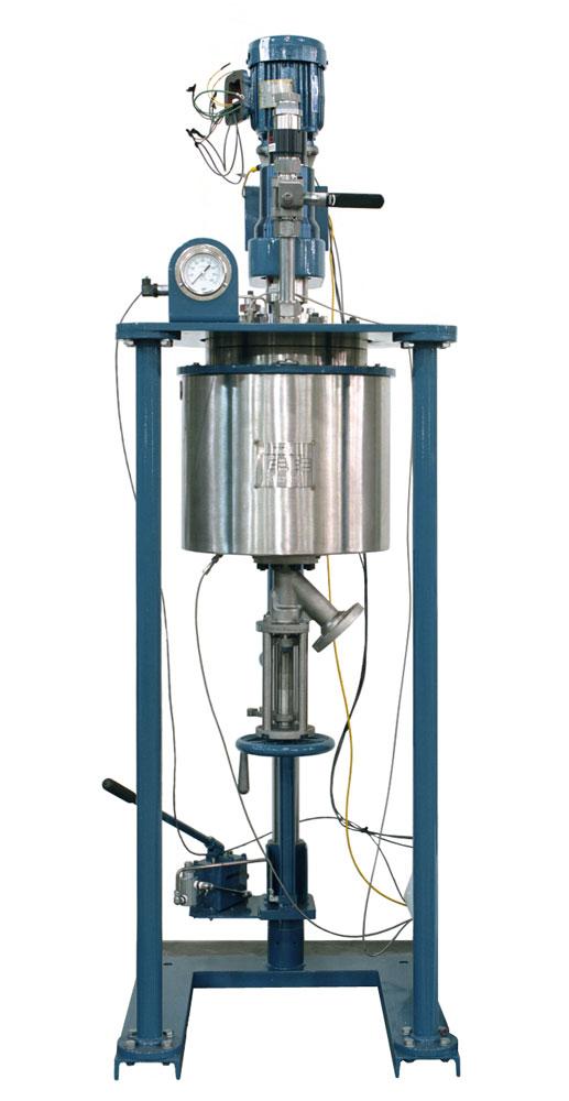 5 Gallon Reactor