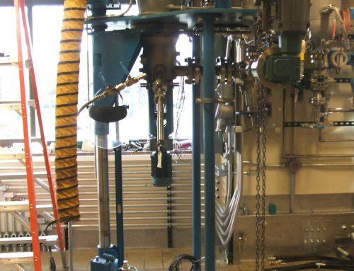 Custom Stirred Reactor System