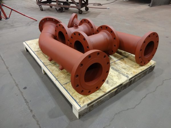 ASME Pipe Spool 2