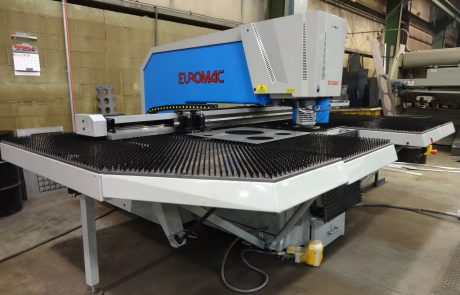 EUROMAC Punch Press