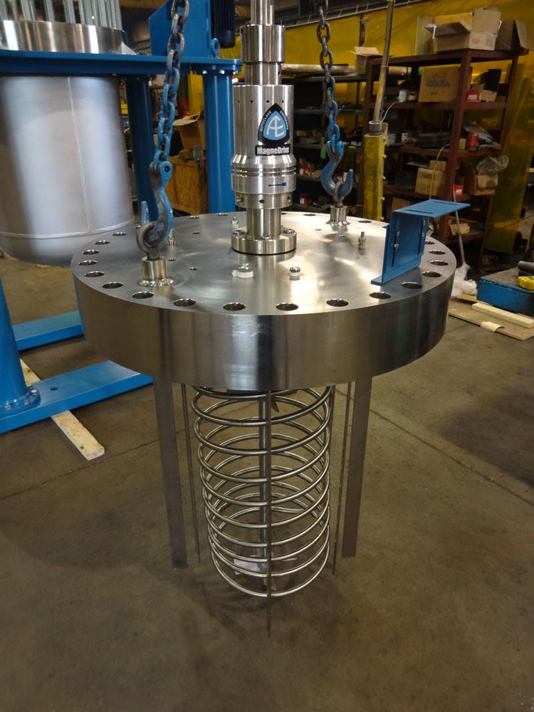 100 gallon reactor